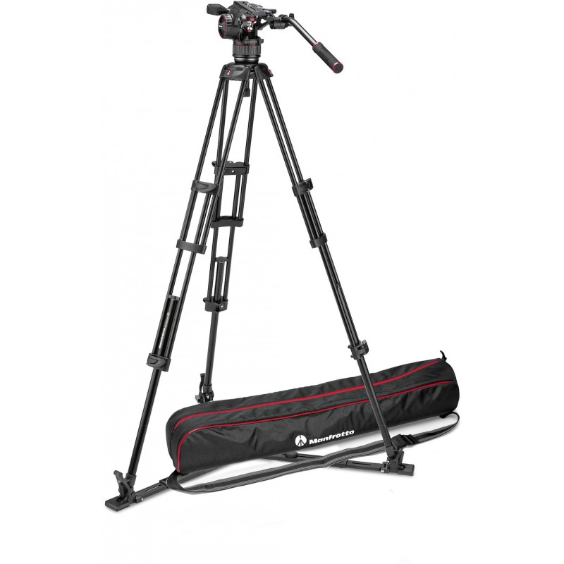 Manfrotto tripod kit Nitrotech N8 + 546GB MVKN8TWING