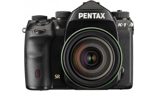 Pentax K-1 + D-FA 28-105 мм f/3.5-5.6 WR Kit