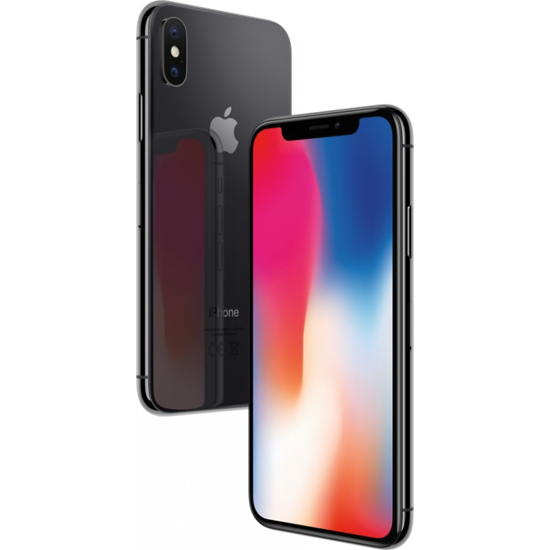 Apple iPhone X 64GB, space grey