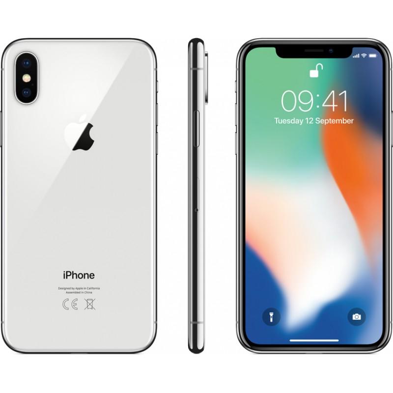 1a72918aefa Apple iPhone X 64GB, silver - Nutitelefonid - Photopoint
