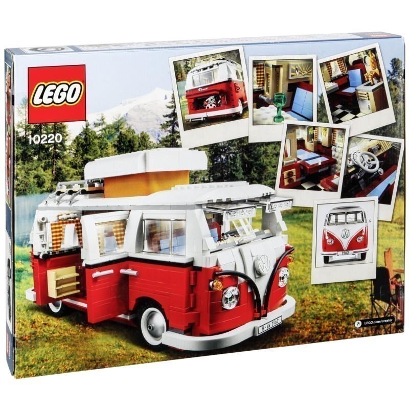 Lego Creator 10220 Volkswagen T1 Camper Van Lego Photopoint