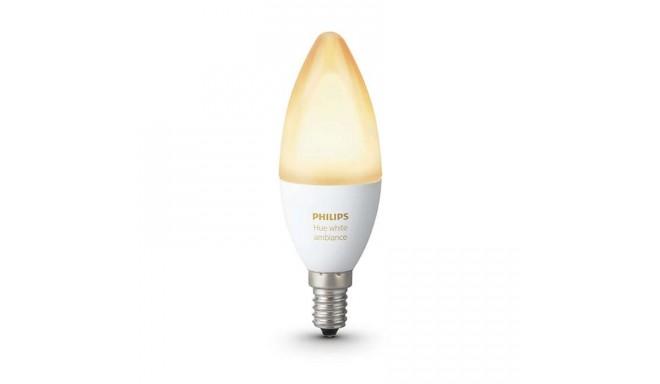 Nutipirn Philips Hue White Ambience (E14)