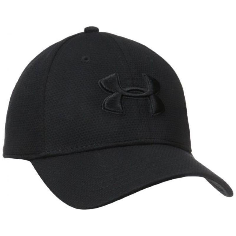Mens cap Under Armour Heat Gear Blitzing II Cap M 1254123-005 - Hats ... 08a3d5536ee