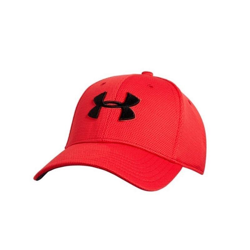 Mens cap Under Armour Heat Gear Blitzing II Cap M 1254123-600 - Hats ... 42c14ecaa4b