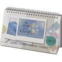 Fujifilm Instax Wide kalender 13 fotot