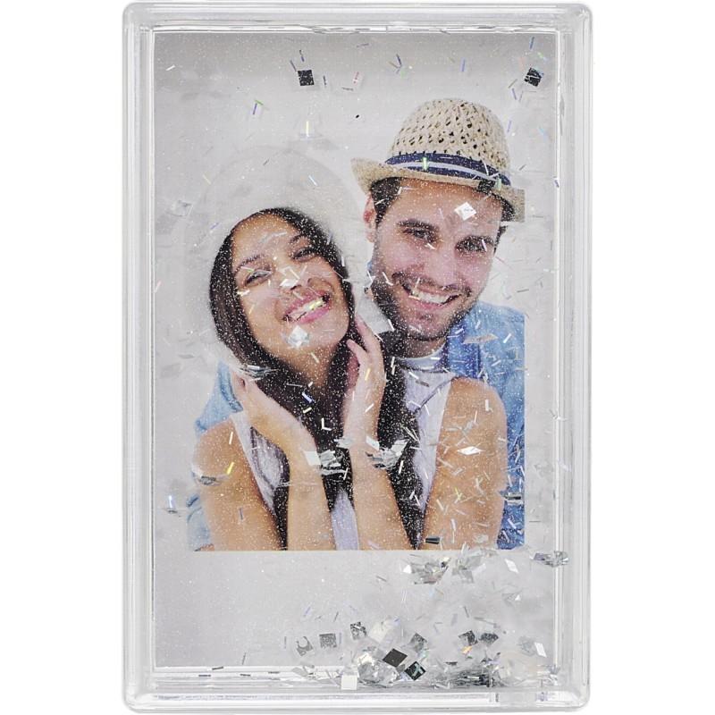 Fujifilm Instax frame Snow Globe Effect
