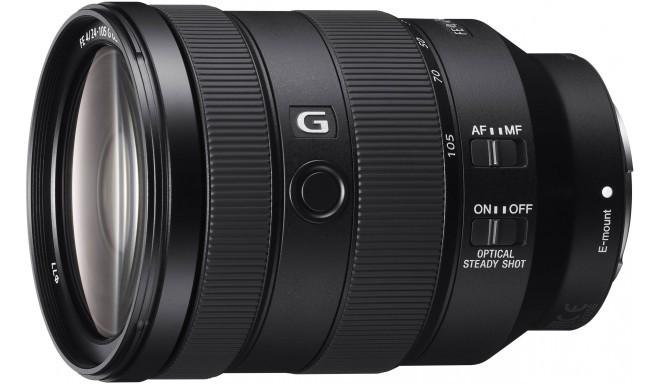 Sony FE 24-105mm f/4 G OSS objektiiv