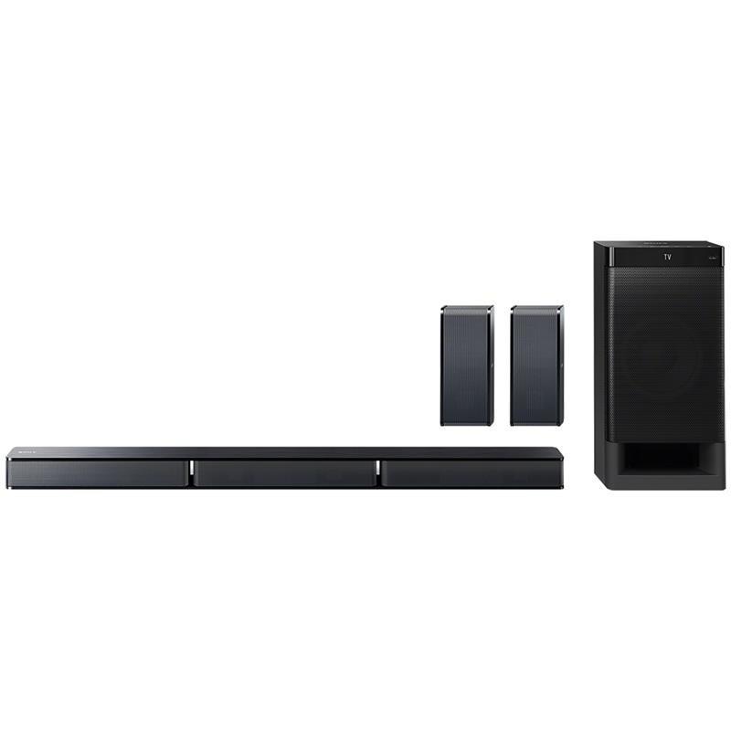 5.1 kodukinosüsteem HT-RT3, Sony