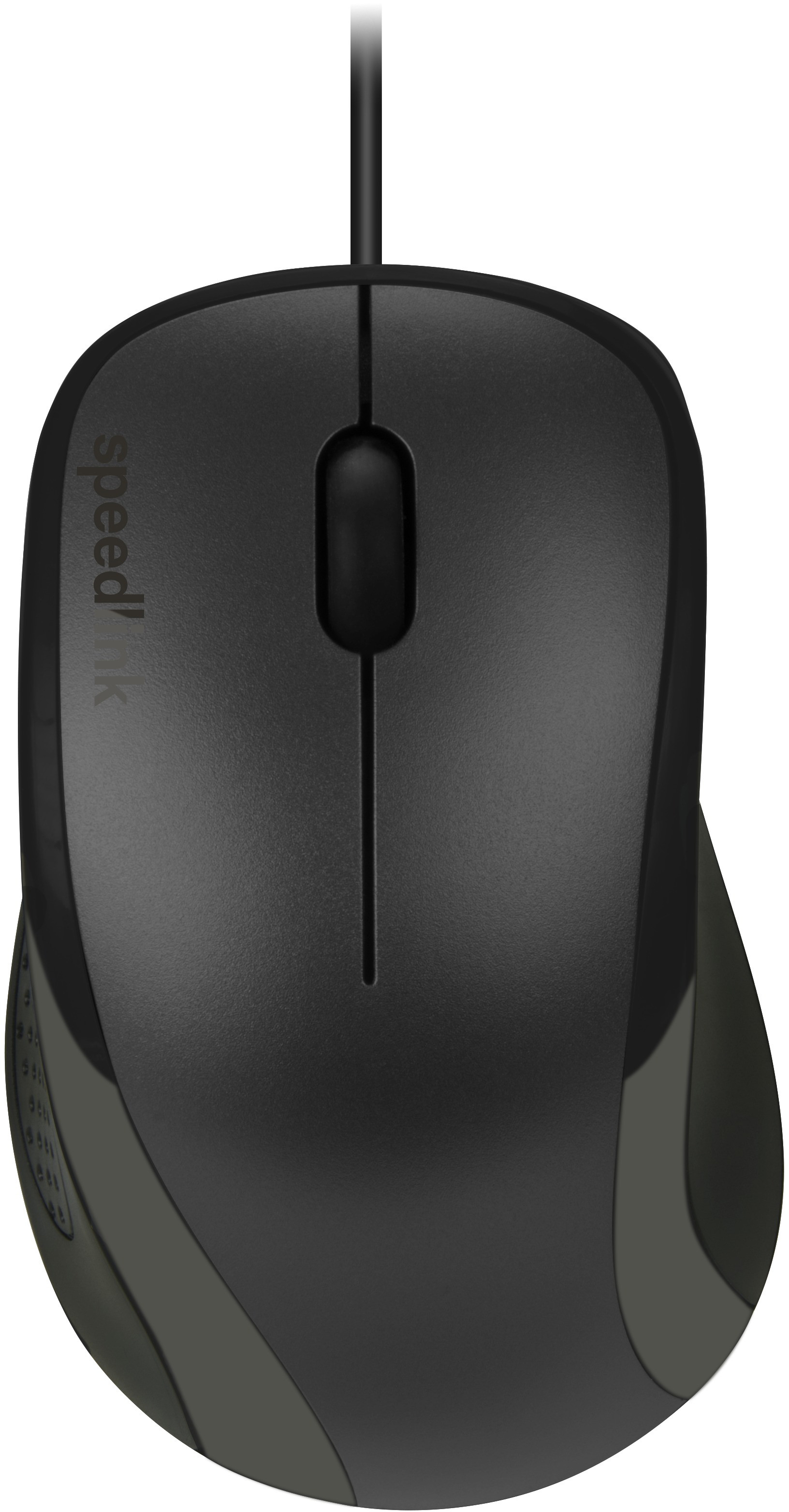 Speedlink hiir Kappa USB, must (SL-610011-BK)