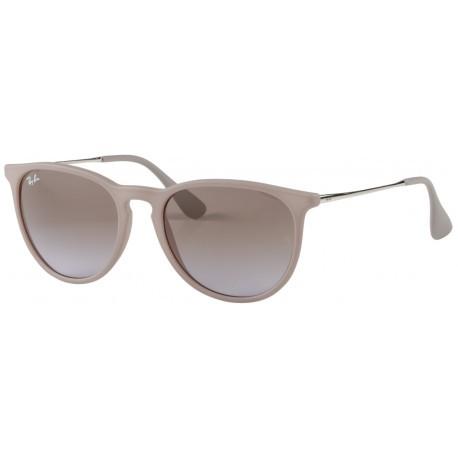 c7129414b0 RayBan Erika RB4171 600068 54 dark rubber sand brown gradient - Солнечные  очки - Photopoint