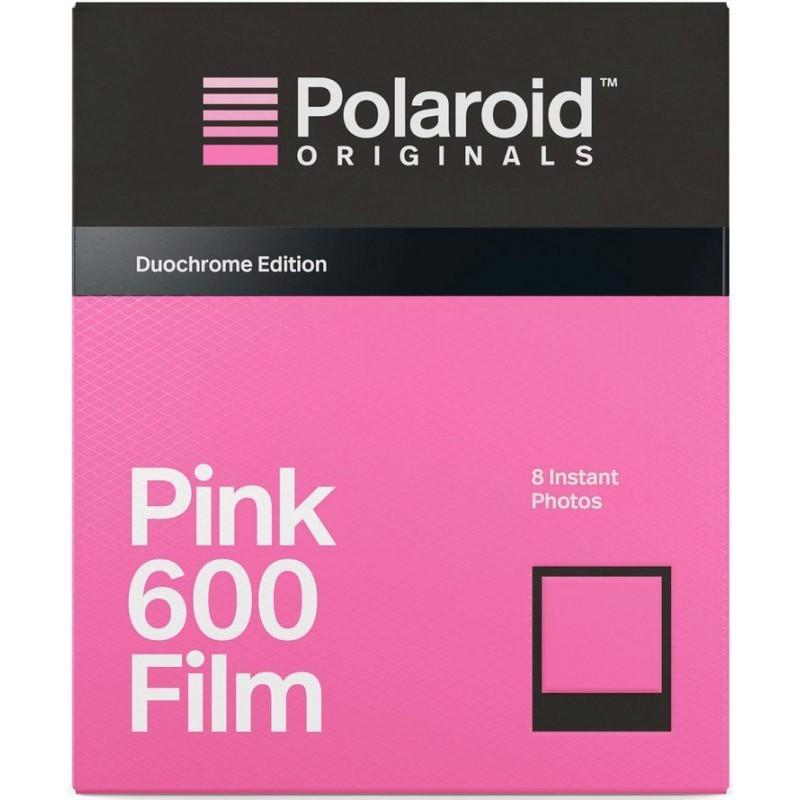 Polaroid 600 Duochrome Pink