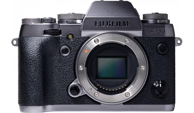 Fujifilm X-T1 kere, Graphite Silver Edition