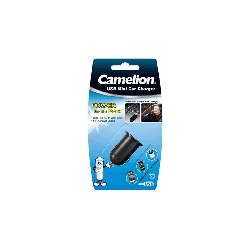 Camelion Usb Car Charger Dd802 Usb Chargers Photopoint