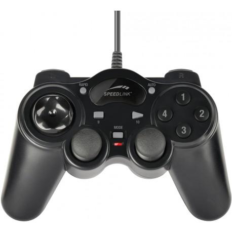 Speedlink Gamepad Thunderstrike (SL-6515-BK)