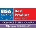 Olympus OM-D E-M5 черный + ED 12-50 мм черный