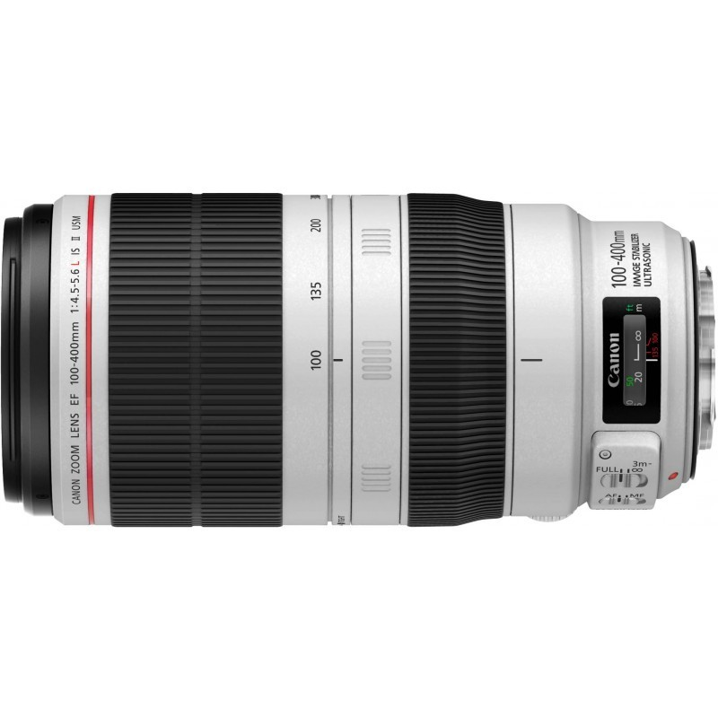 Canon EF 100-400mm f/4.5-5.6L IS II USM objektiiv