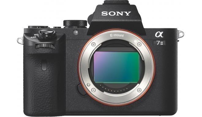 Sony a7 II корпус