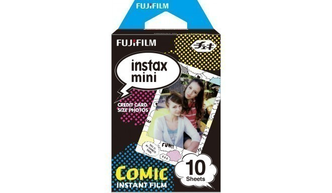 Fujifilm Instax Mini 1x10 Comic