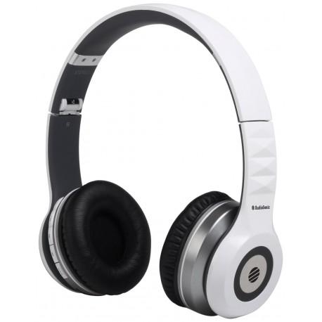 AudioSonic kõrvaklapid + mikrofon HP1645, valge
