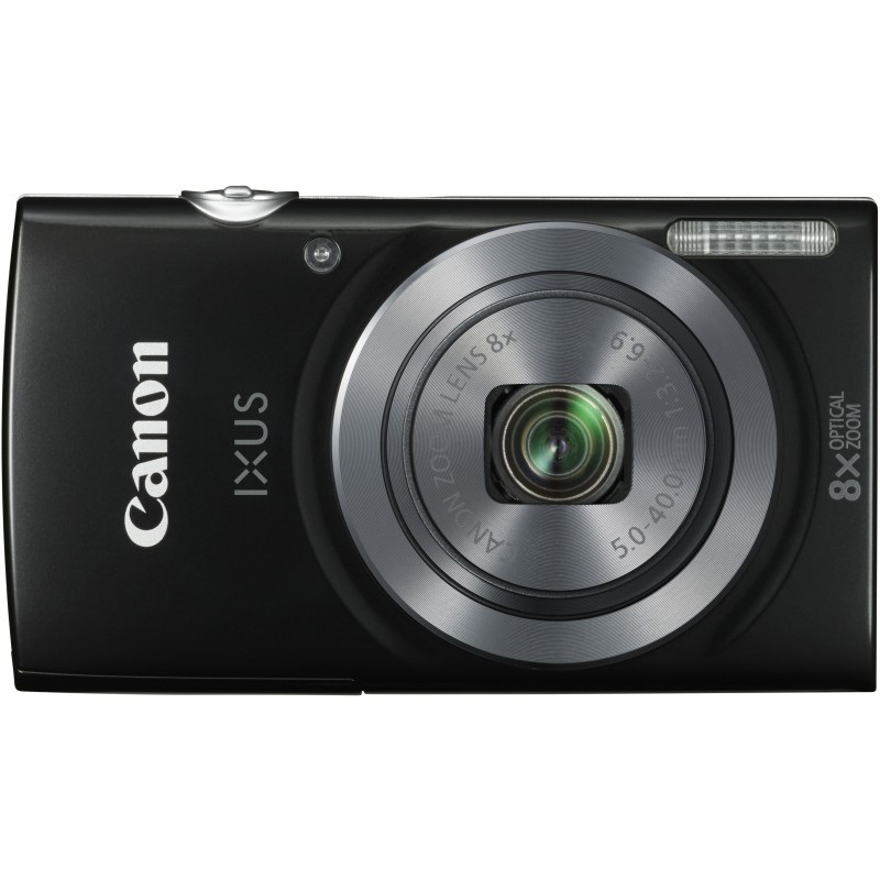 Canon Digital Ixus 160, черный