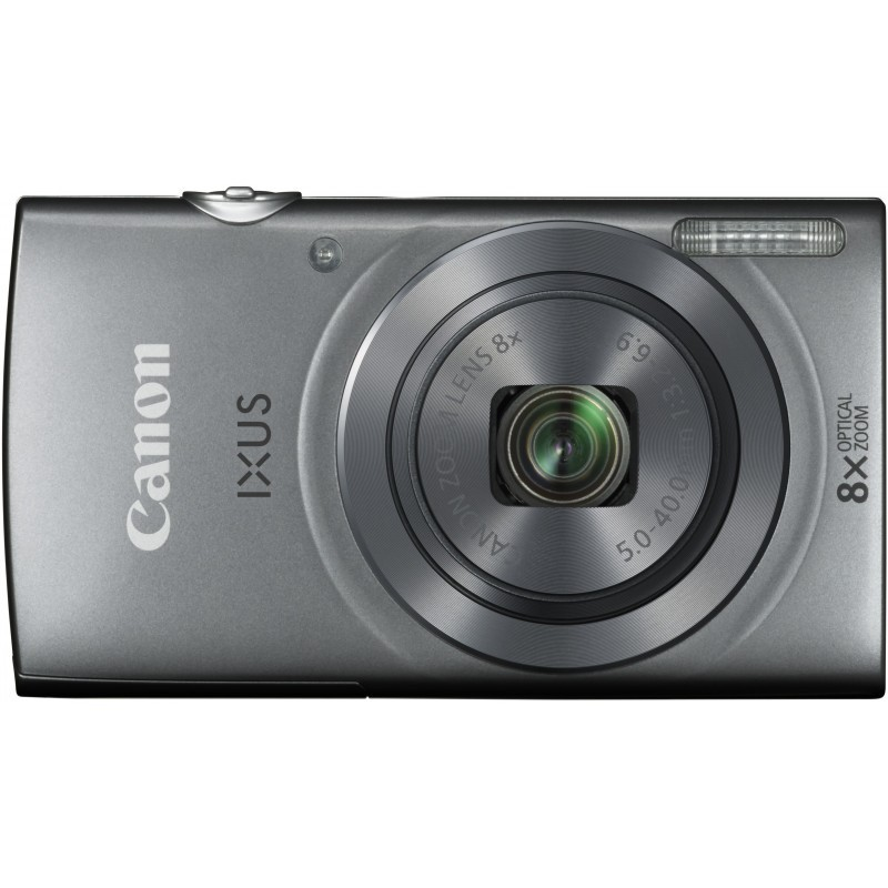 Canon Digital Ixus 160, серебристый