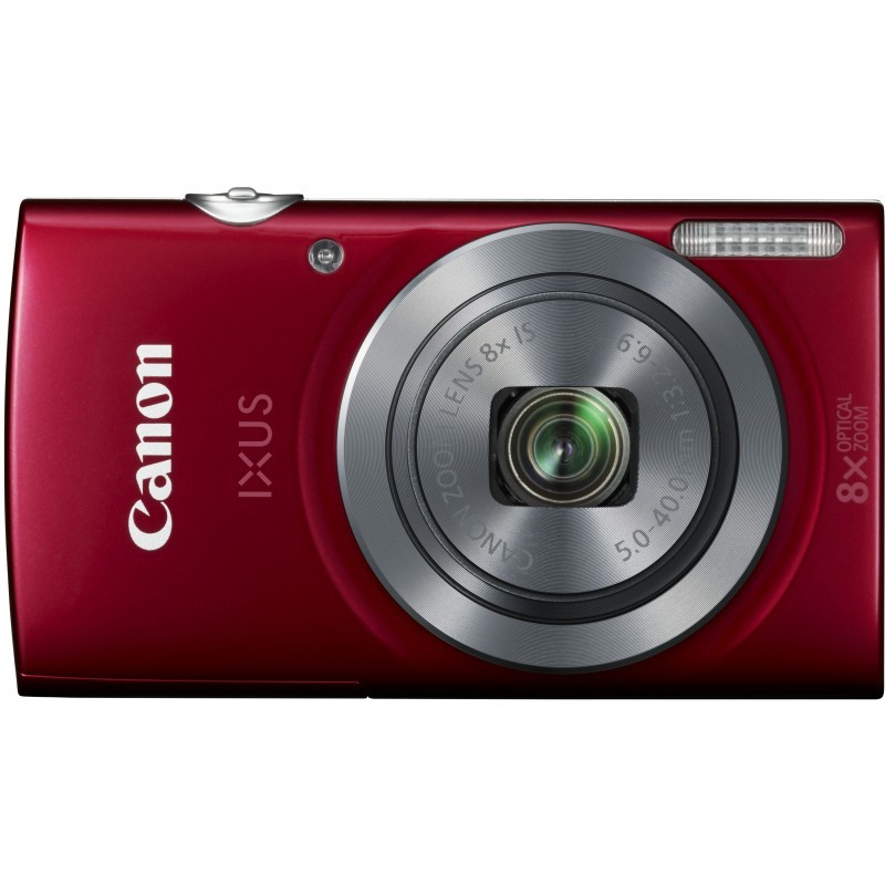 Canon Digital Ixus 165, красный
