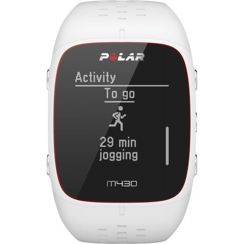 Polar M430 GPS S, valge