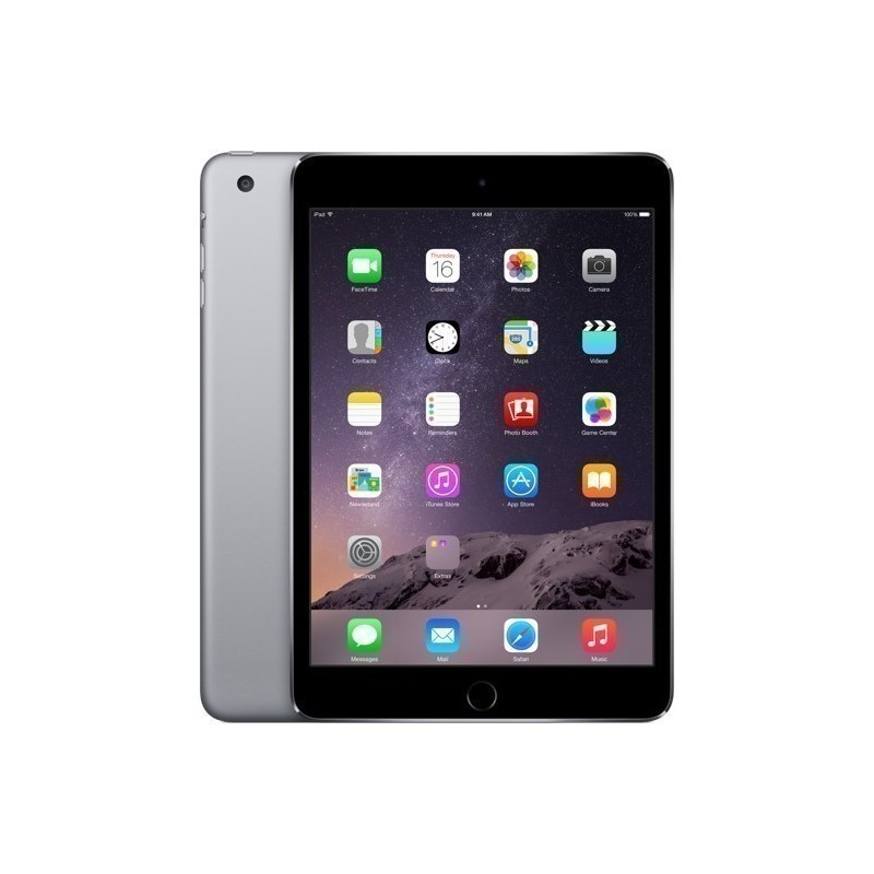 Apple iPad Mini 3 128GB WiFi, hall