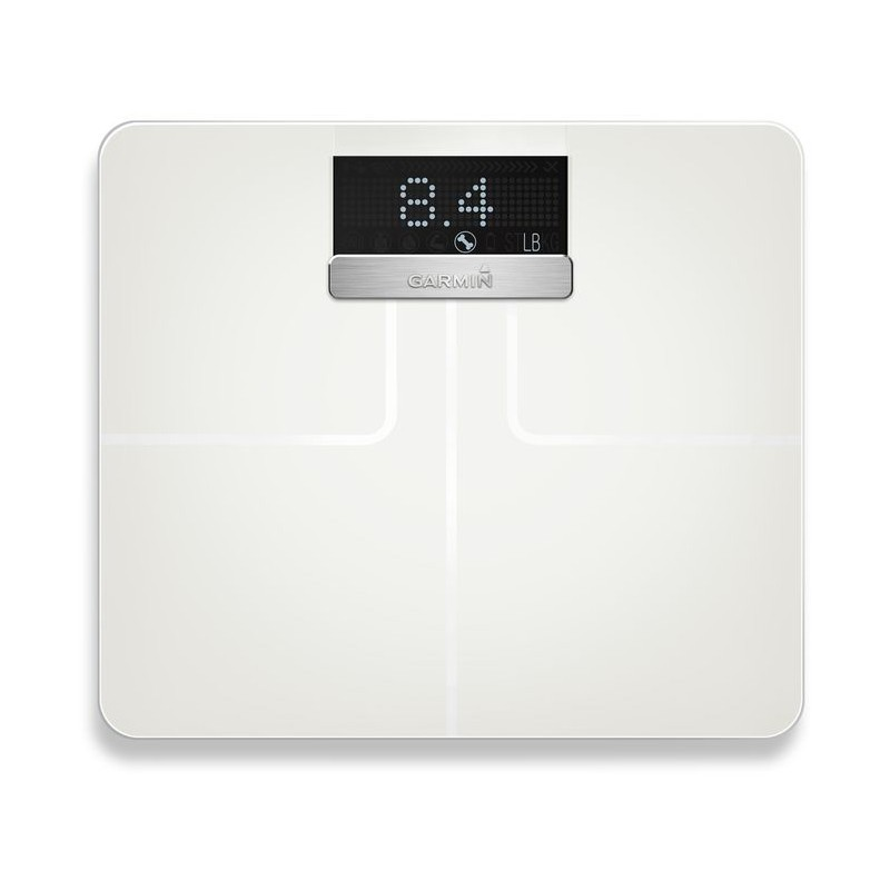Garmin Index Smart Scale, white