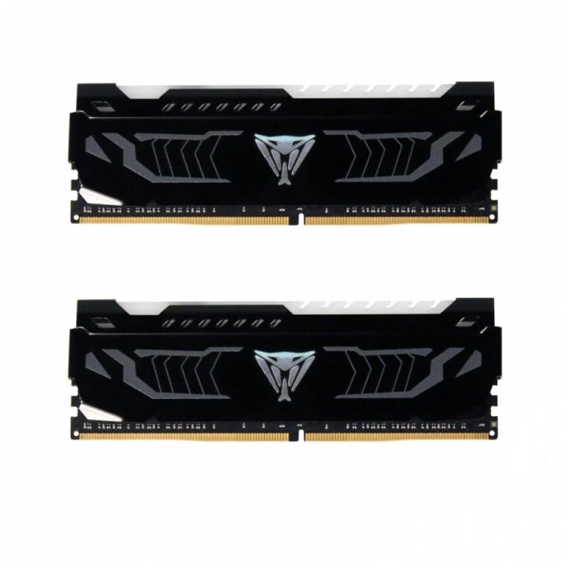 Patriot RAM DDR4 LED WHITE 16GB 3600MHz CL16 DUAL KIT (2V8GB)