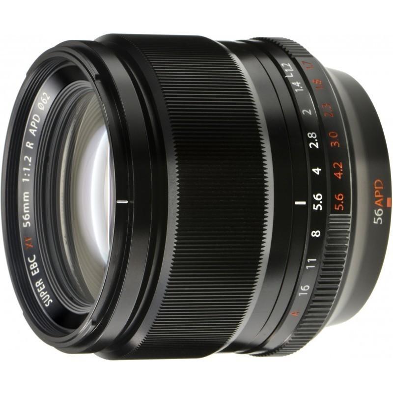 Fujinon XF 56mm f/1.2 R APD objektiiv