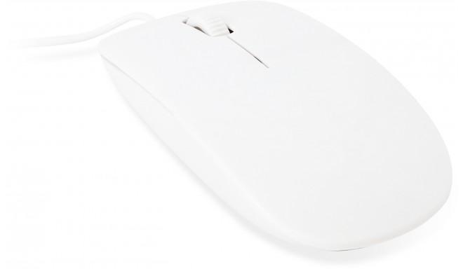 Omega hiir OM-414 Optical, valge