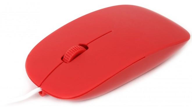 Omega hiir OM-414 Optical, punane