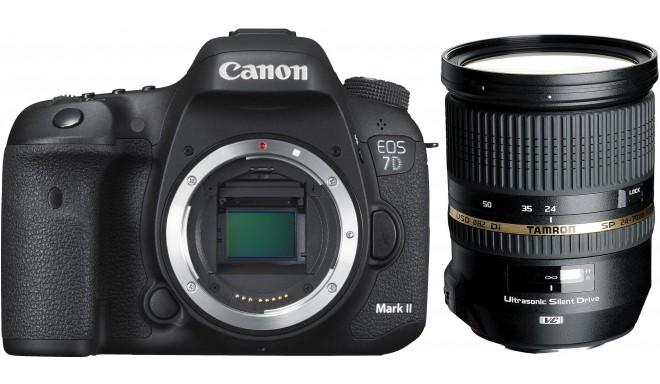 Canon EOS 7D Mark II + Tamron 24-70mm f/2.8 VC USD