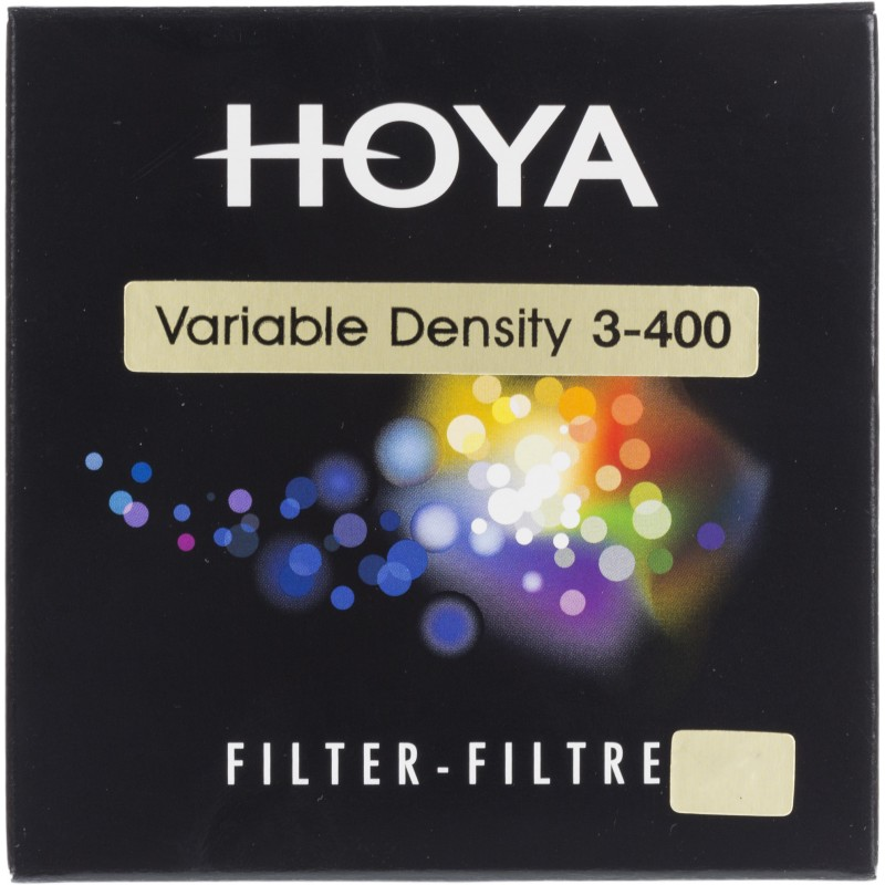 Hoya нейтрально-серый фильтр Variable Density 3-400 52мм