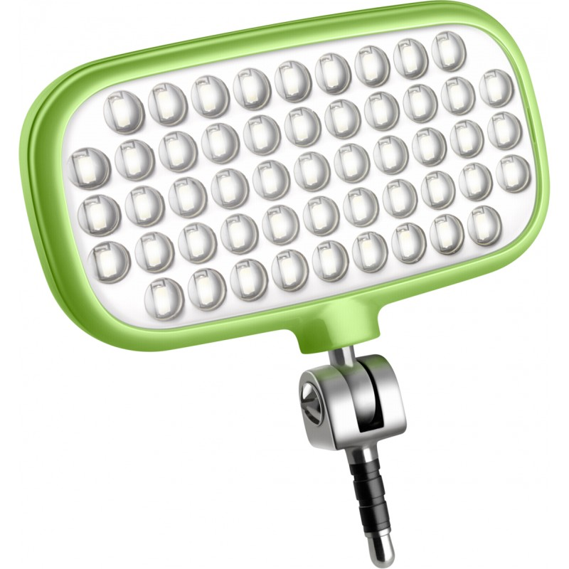 Metz Mecalight LED-72 Smart, roheline