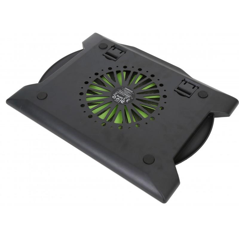 e875b37c3c0 Omega sülearvuti jahutusalus Chilly, must - Sülearvuti jahutusalused ...