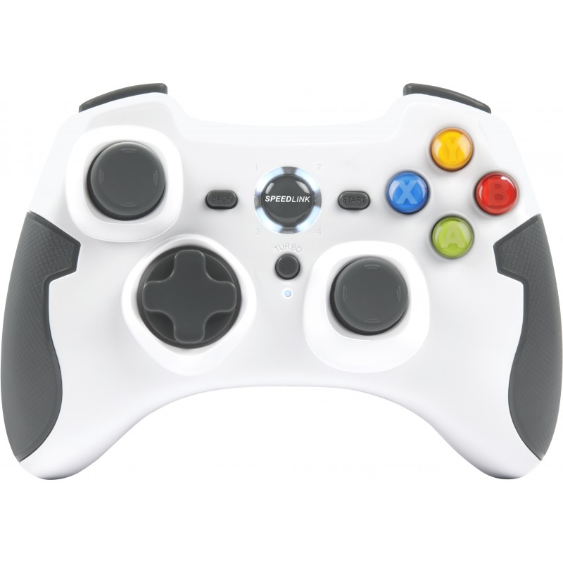 Speedlink Gamepad Torid Wireless, valge (SL-6576-WE)