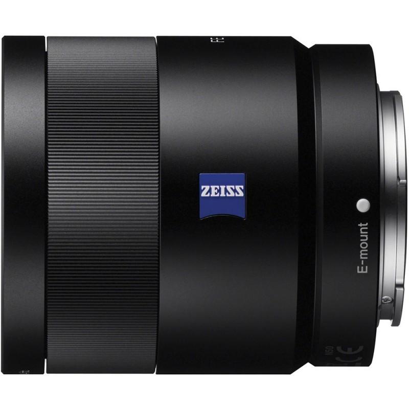 Sony Sonnar T* FE 55mm f/1.8 ZA objektiiv