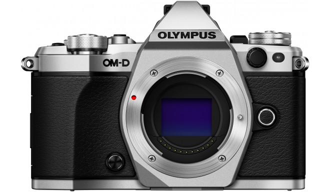 Olympus OM-D E-M5 Mark II  body, silver