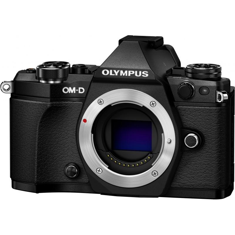 Olympus OM-D E-M5 Mark II + 14-150 mm II Kit, black