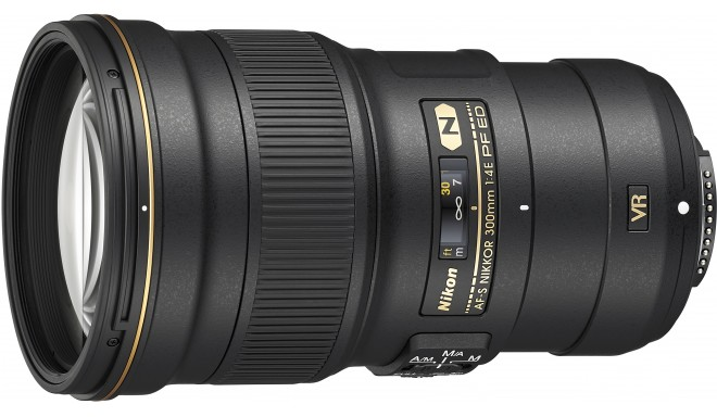 Nikon AF-S Nikkor 300mm f/4E PF ED VR objektiiv