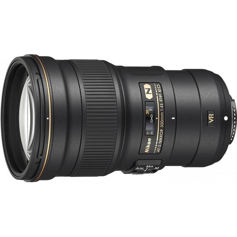 Nikkor AF-S 300mm f/4.0 E PF ED VR