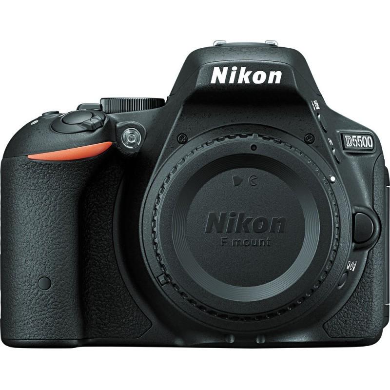Nikon D5500  kere, must