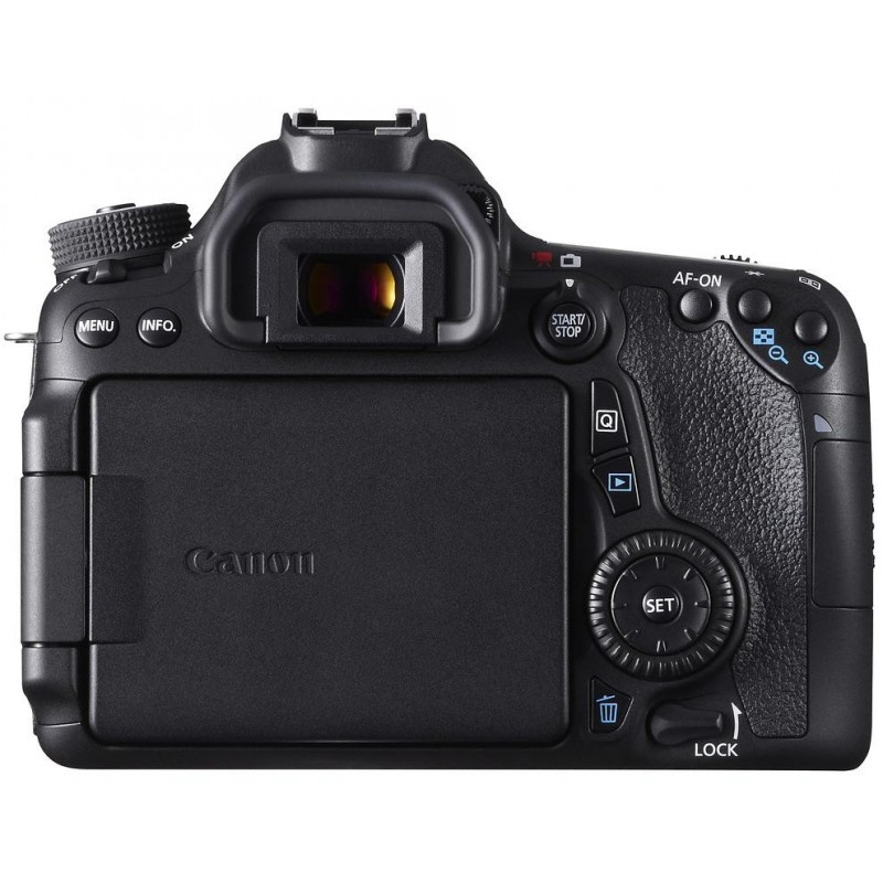Canon EOS 70D + 18-135mm IS STM Kit + 430EX II