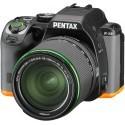 Pentax K-S2 + 18-135mm WR Kit, must/oranž