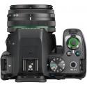 Pentax K-S2 + 18-50mm WR + 50-200mm WR Kit, must/oranž