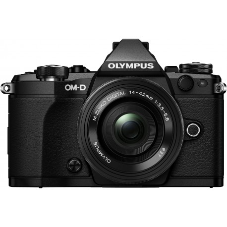 Olympus OM-D E-M5 Mark II + 14-42mm EZ Kit, must
