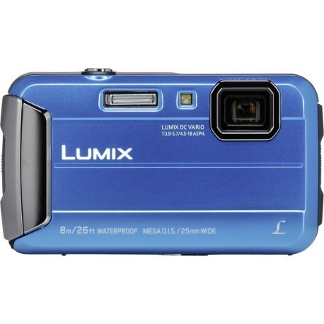 Panasonic Lumix DMC-FT30, blue