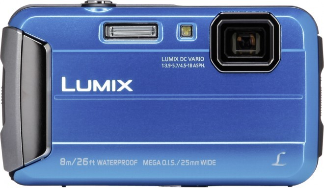 Panasonic Lumix DMC-FT30, zils